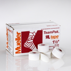 "Mueller M Tape 1.5""(3.8cm x 13.7m) 1Box/32roll"